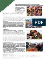 10 costumbres de Guatemala