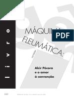 Máquina fleumatica