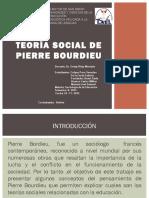TEORÍA SOCIAL DE PIERRE BOURDIEU