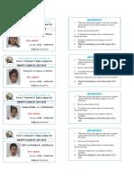 sample of school ID