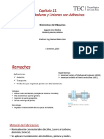 Presentaciones-Remaches, Soldaduras y Uniones Con Adhesivos
