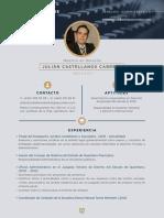Cv Julian Castellanos