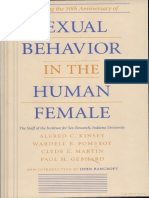 Kinsey Reports PDF - Sexual Behavior In The Human Female PDF by Alfred C Kinsey