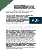 Pagina Web Organizacion Torneos