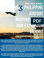 3rd Ph Airport - Post Event Report