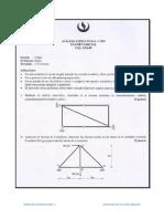 PARCIAL 2016-00 upc analsis estructural 2