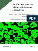 Manual de Laboratorio en Las Enfermedades Autoinmunes Digestivas 2013