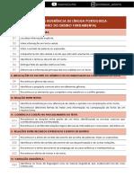 8º Ano Matriz de Referência - Português (Blog Do Prof. Adonis)