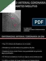 Enfermedad Coronaria en Diabetes