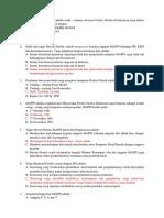 Soal Latihan PDP 1