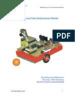 18334573 Building Low Cost Autonomous Robots