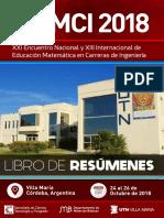 Libro EMCI 2018 Resumenes