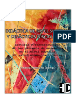 Didáctica Nivel Superior. a. Montano (Comp.)