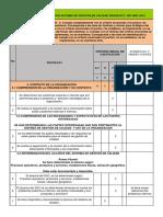 Diagnostico de Evaluacion Sistema de Gestion de Calidad Según Ntc Iso 9001