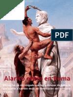 Alarico en Roma