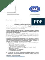 Iaf-como Auditar El Pensamiento-guia Auditor
