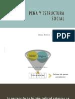 Juliana Herrera Pena y Estructura Social