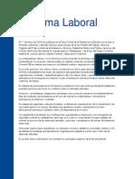 KPMG Reforma Laboral