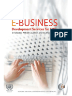 United Nations - E-Business Development Services for SMEs in Selected ASEAN Countries and Southern China-United Nations (2007)