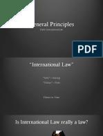 PIL - General Principles