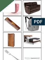 Objetos de Uso Diario