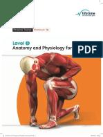 L3 Anatomy and Physiology Learner Workbook 1A Mar12