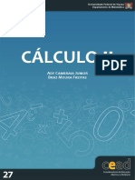 Apostila Calculo-II Ufv