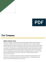 Interac - Our Company