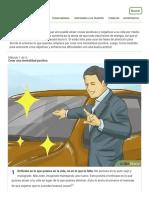 3 Formas de Aplicar La Ley de La Atracción - WikiHow