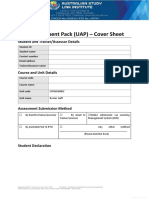 SITXHRM002 Unit Assessment Pack