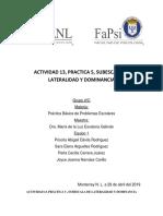 Lateralidad Practica 5
