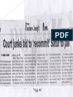 Malaya, Aug. 20, 2019, Court junks bid to recommit Satur to jail.pdf