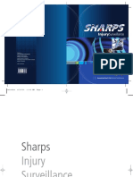 Sharps Injury Surveillance Manual MOH