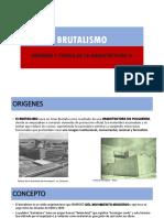 02 Brutalismo - Art Nouveau