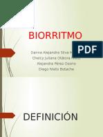 BIORRITMO CLASIFICACION.