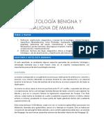 48. Patología Benigna y Maligna de Mama