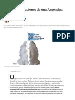 Razones y Negaciones de Una Argentina Fracturada - LA NACION