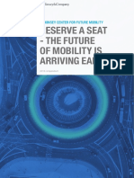 Reserve a Seat the Future of Mobility is Arriving Early