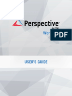 Perspective Workflow Users Guide