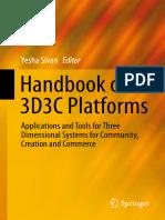 Handbook on 3D3C Platforms