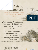 Copy of West Asiatic Architecture Final