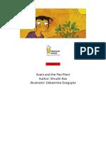 Avani and the Pea Plant