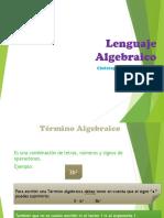 presentacion algebra