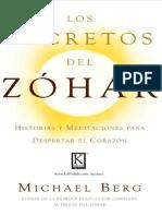 Los Secretos Del Zohar - Michael Berg