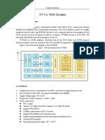 Module WIFI TYWE3S User Manual