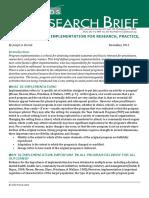 2011-34DurlakImportanceofImplementation