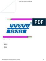 Profibus Cable, Connector and Termination Tips