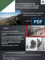 El Rol Del Pago Por Servicios Ambientales...