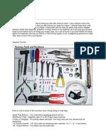 Tools vespa.docx