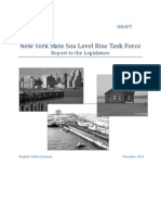New York State Sea Level Rise Tast Force Report